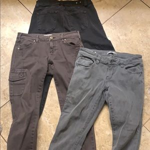 Three Pairs of CABI jeans! Perfect for Fall